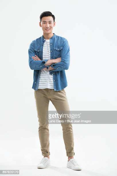 portrait of young man - asia stock pictures, royalty-free photos & images