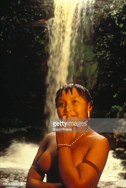 Naked Indian Breasts Stock Photos And Pictures  Getty Images-7782