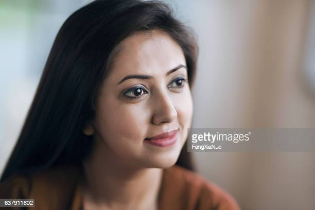 portrait of young woman - soft focus stock pictures, royalty-free photos & images