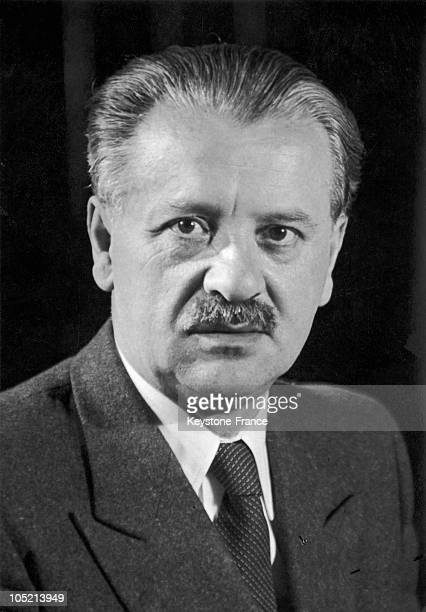 Portrait Of Zotan Tildy Around May 1958 ExPresident Of The Hungarian Republic On June 17 He Was Condemned To 12 Years In Prison During The Wave Of...