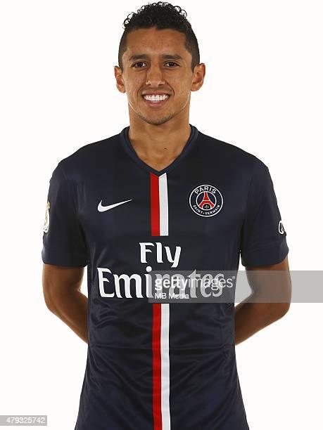 MARQUINHOS Portrait Officiel Paris Saint Germain Gavelle / PSG / Icon Sport/MB Media