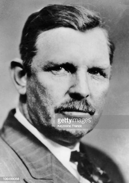 Portrait On May 7 1936 Of Sergeant Alvin York The MostAwarded American Military Man From World War I Who Became Vice President Of The American...