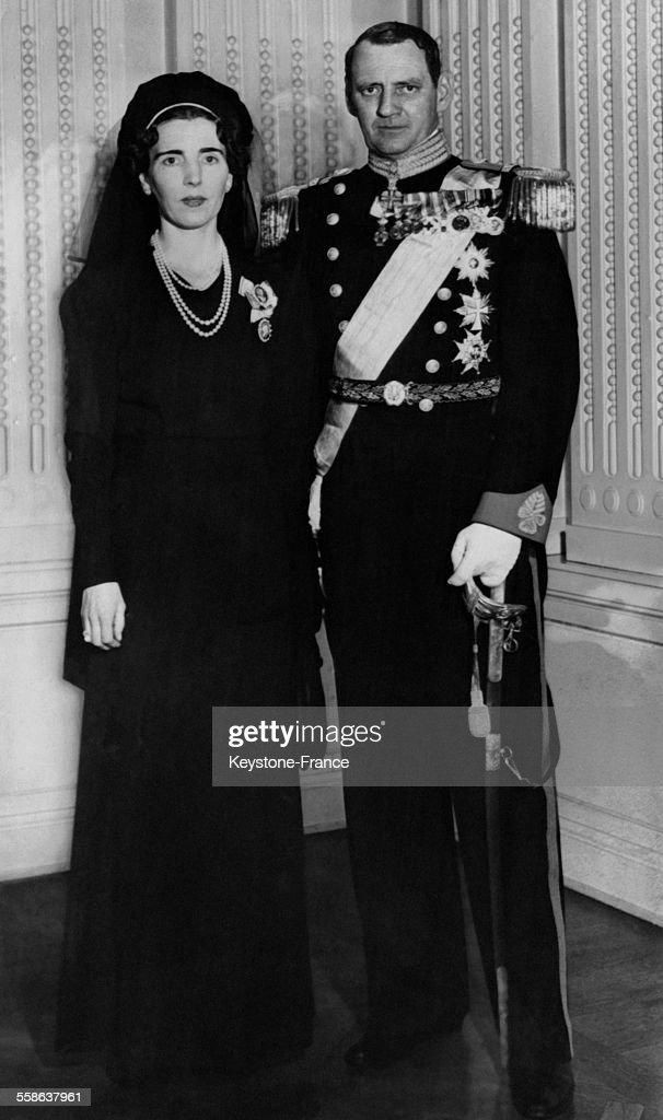 Le Nouveau Roi De Danemark : News Photo