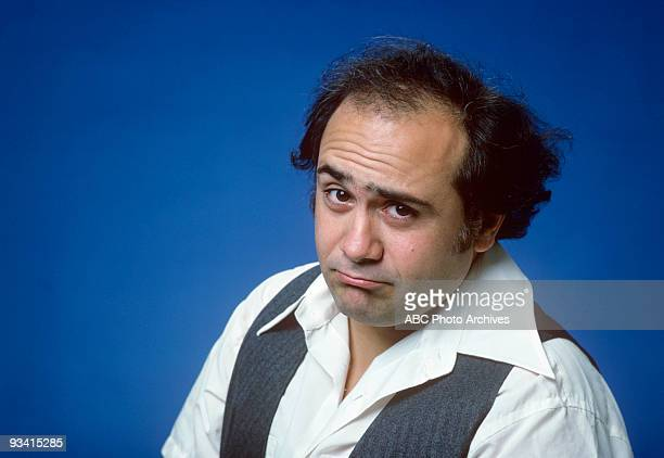 "Portrait - Season One - 6/29/78, Danny DeVito on the Walt Disney Television via Getty Images Television Network comedy ""Taxi"". The staff of a New..."