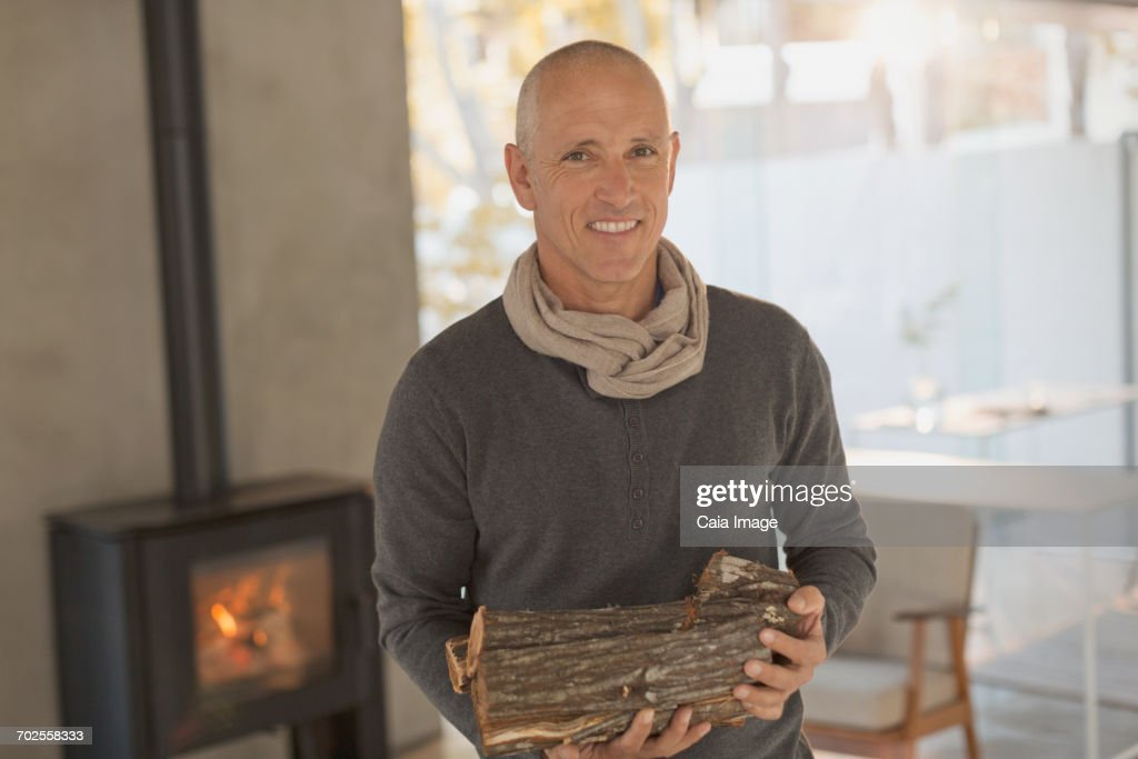 Homemade mature on fire