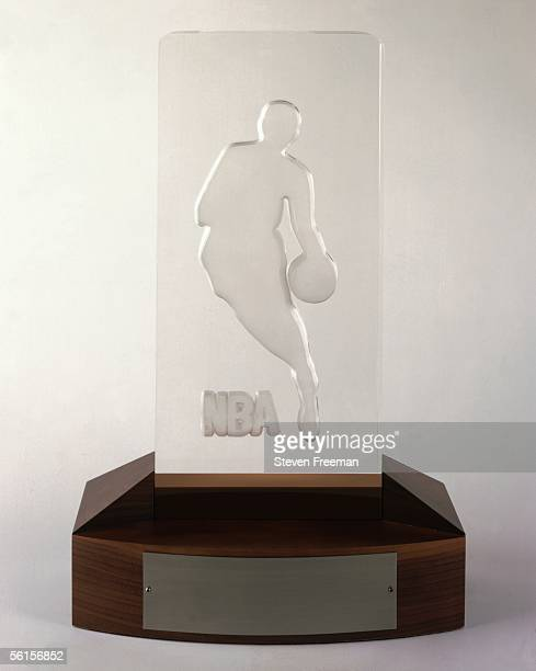 Portrait taken of the Rookie of the Year Trophy shot on March 20, 1998. NOTE TO USER: User expressly acknowledges and agrees that, by downloading...