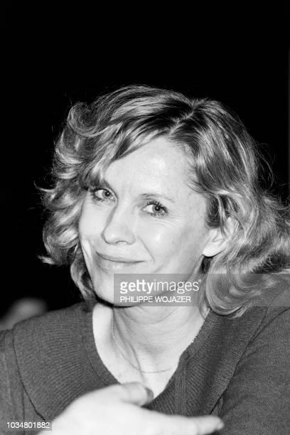 Portrait taken on November 24 1981 in Paris shows Swedish actress Bibi Andersson