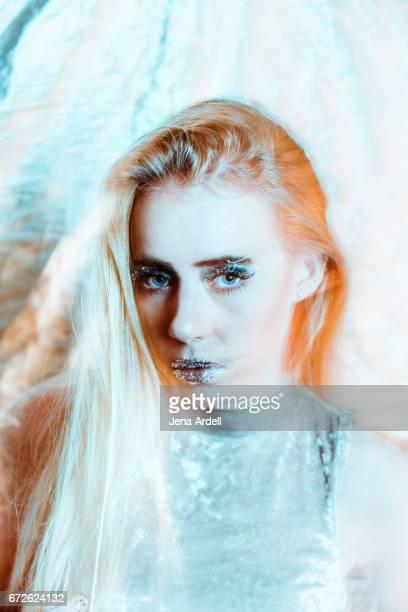 Portrait Woman Blur