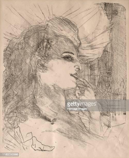 Thirteen Lithographs Anna Held 1898 Creator Henri de ToulouseLautrec