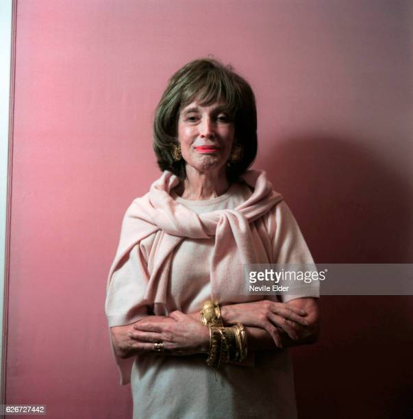 Portraits of Helen Gurley Brown EditorinChief of Cosmopolitan International Publications at her home In 1965 she took the helm of Cosmopolitan...