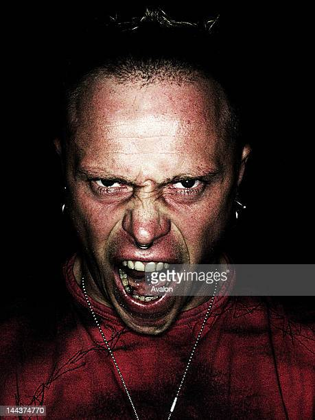 Portraits of Keith Flint 1st September 2006 Job14644