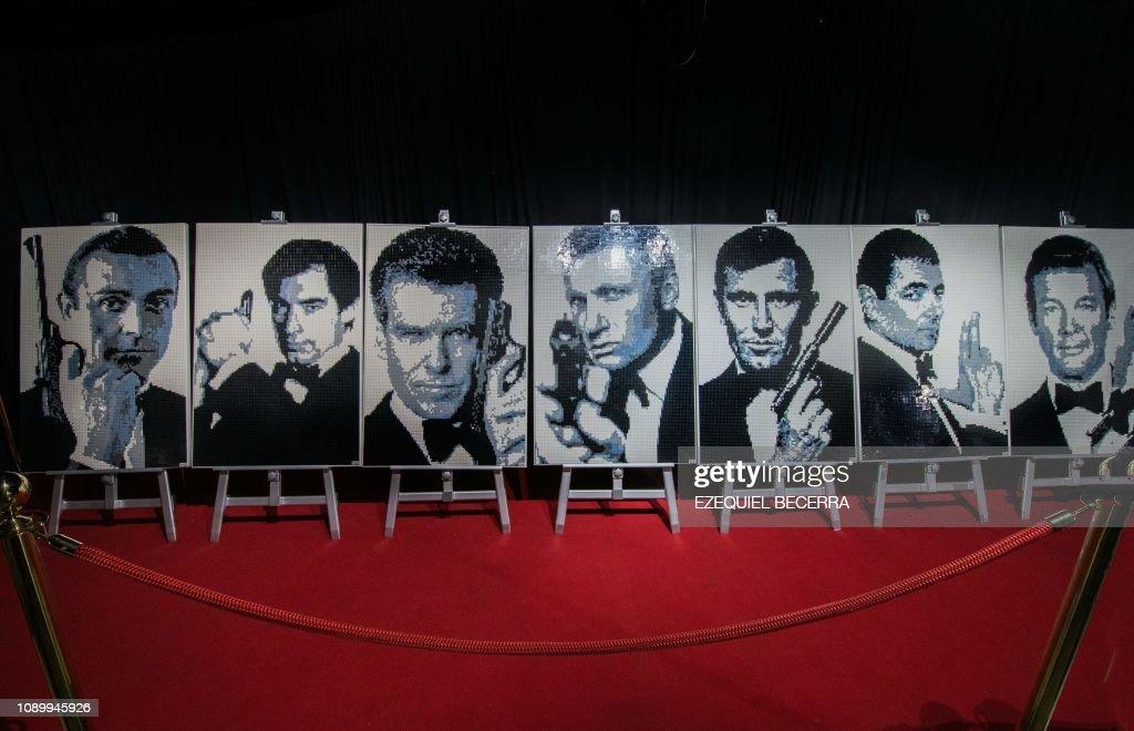 Portraits Of Sean Connery Timothy Dalton Pierce Brosnan Daniel News Photo Getty Images