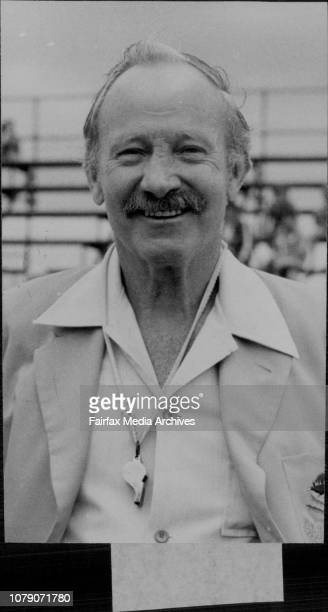 Portraits taken at the Australian Amateur Athletics championships at the Hensley Athletic fieldJohn ***** AAA NSW March 4 1978