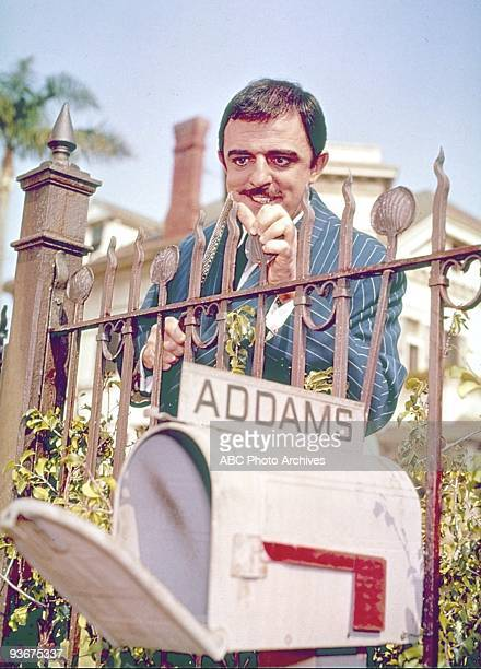 ASTIN portrayed Gomez Addams one of the individuals based on the cartoon characters created by Charles Addams for The New Yorker magazine