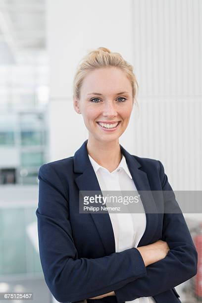 portrit of business women