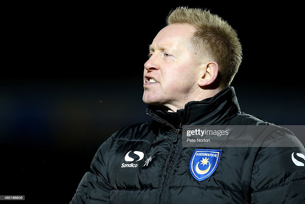 Northampton Town v Portsmouth - Sky Bet League Two : News Photo