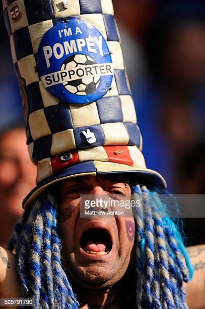 Portsmouth fan John Anthony Portsmouth Football Club Westwood