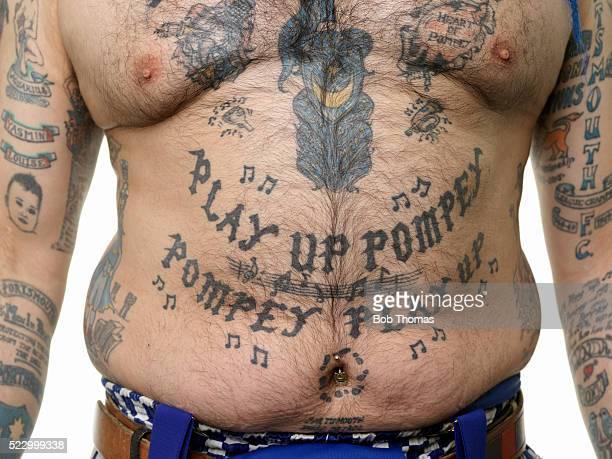 Portsmouth Football Fan