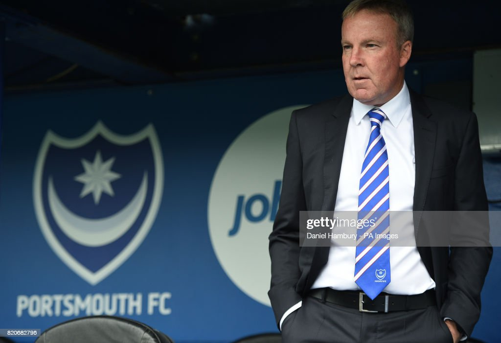 Portsmouth v AFC Bournemouth - Pre-Season Friendly - Fratton Park : ニュース写真