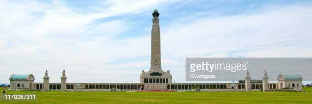 portsmouth naval memorial - gwengoat stock pictures, royalty-free photos & images