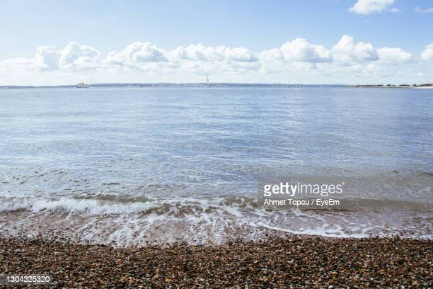 portsmouth seaside - portsmouth england stock pictures, royalty-free photos & images