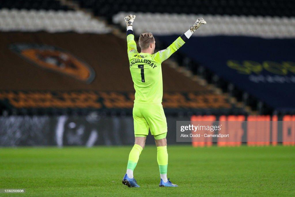 Hull City v Portsmouth - Sky Bet League One : News Photo
