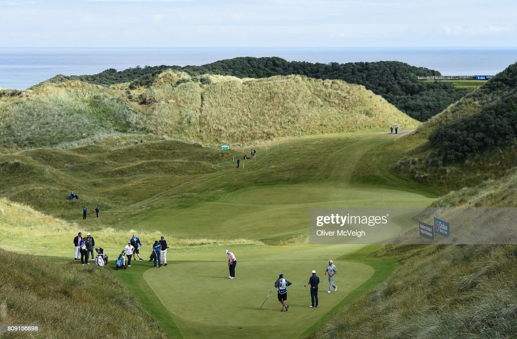 Dubai Duty Free Irish Open Golf Championship - Pro-Am : News Photo
