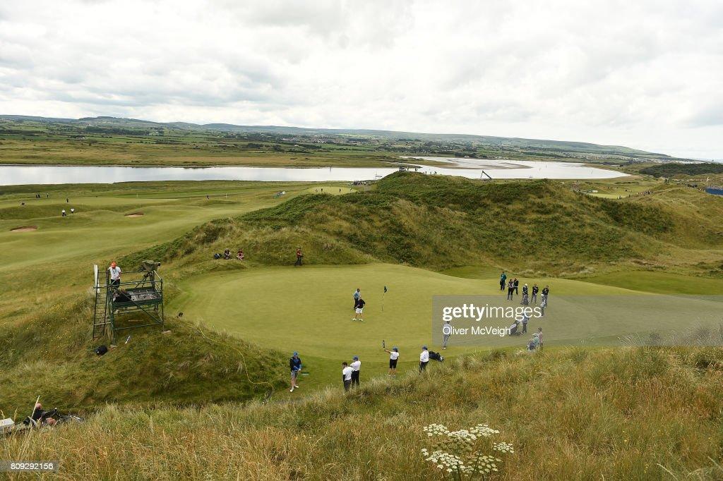 Dubai Duty Free Irish Open Golf Championship - Pro-Am : News Photo