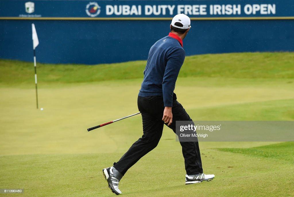 Dubai Duty Free Irish Open Golf Championship - Day 4 : News Photo