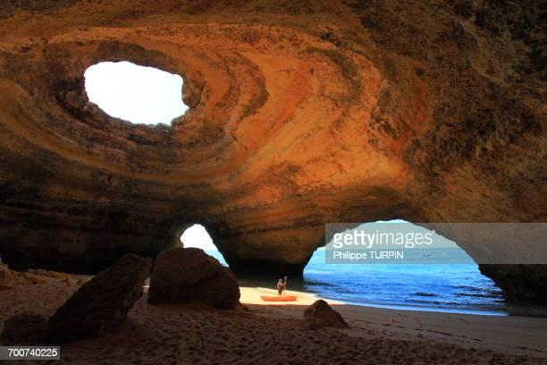 Portugal, Algarve. Benagil.