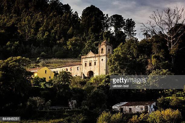 Portugal, Algarve, Monchique, Altstadt, Klosterruine, Convento de Nossa Senhora do Desterro