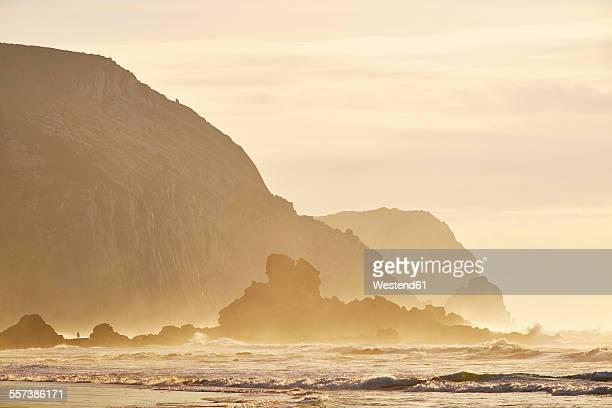 portugal, algarve, sagres, cordoama beach - sagres stock pictures, royalty-free photos & images