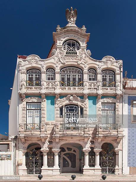 Portugal, Aveiro, Museum of Art Nouveau