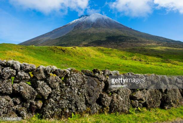 Portugal, Azores, Island of Pico, Ponta do Pico
