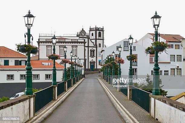 portugal, azores, sao miguel, nordeste - ponta delgada stock photos and pictures