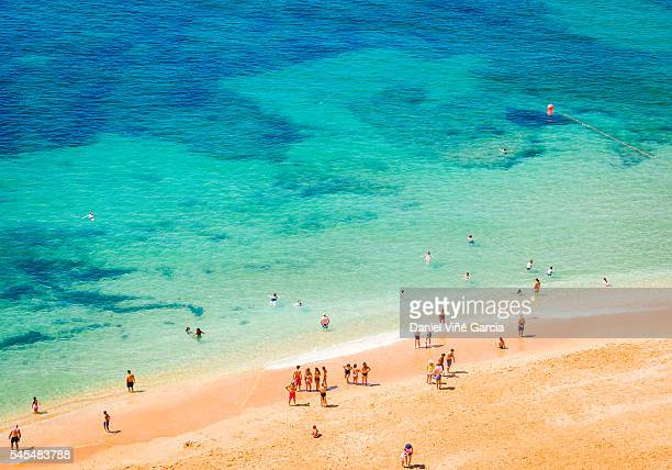 Portugal Beach, Algarve, Portimao