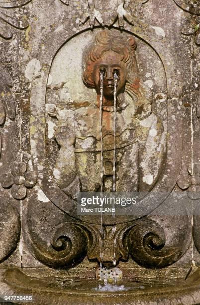 Braga Bom Jesus do Monte fountain Portugal Braga fontaine Bom Jesus do Monte