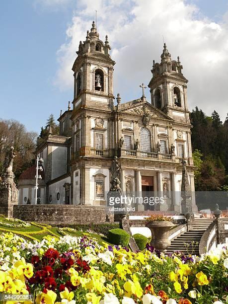 The pilgrimage church 'Bom Jesus do Monte'