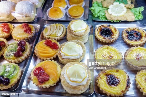 Portugal Coimbra Largo da Portagem Cafe Montanha pastry shop display