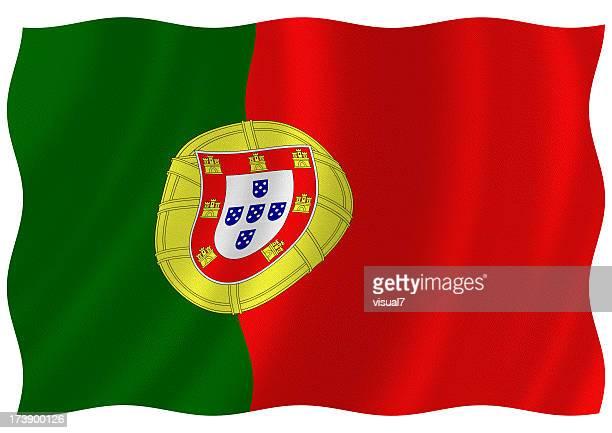bandeira de portugal - bandeira de portugal imagens e fotografias de stock