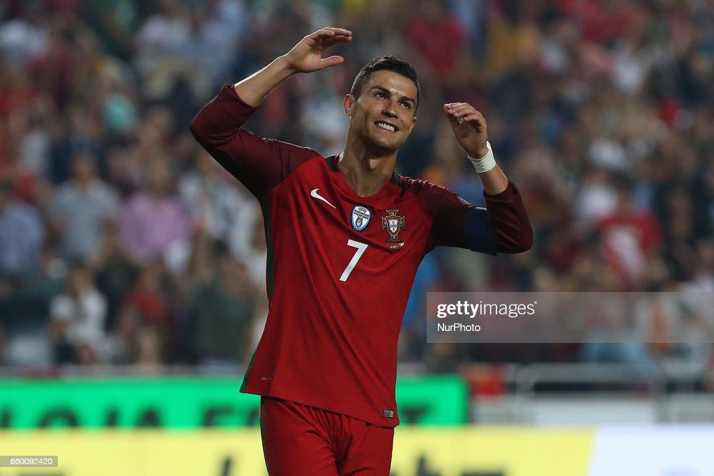 Portugal v Switzerland - FIFA 2018 World Cup Qualifier : News Photo