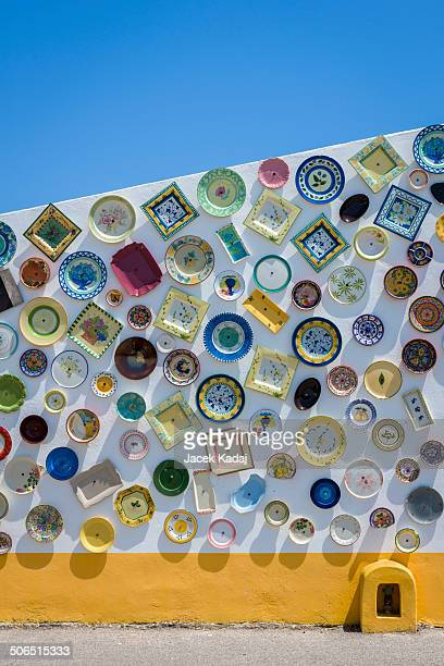 Portugal gets a lot of attention as a tourist destination, especially to buy a local handcrafted plates made in Sagres, South of Portugal.