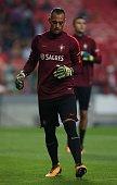 lisbon portugal portugal goalkeeper beto action