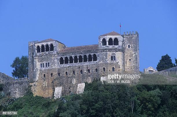 Portugal, Leiria, Leiria castle,
