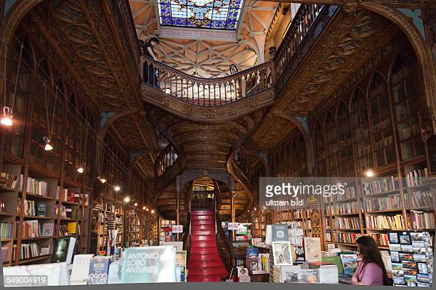 Lello bookstore where probably a part of the Harry Potter novels have been written