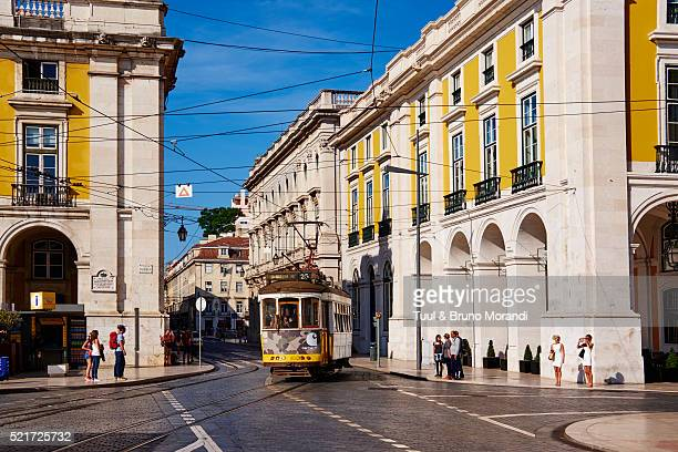Portugal, Lisbon, Commerce Square