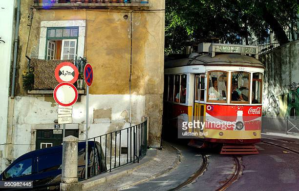 Peoples keep them for one of the most beautiful cities in Europe A trip is worth it all Lisbon the capital of Portugal Rail vehicles dominate the...