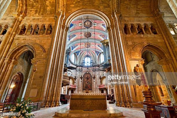 Portugal, Lisbon, Se Patriarcal Cathedral