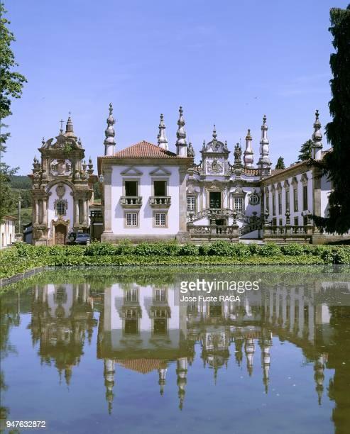 Portugal Mateus Palace Vila Real City