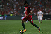 portugal midfielder andre gomes during match